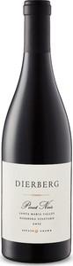 Dierberg Pinot Noir 2009, Santa Rita Hills Bottle