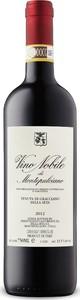 Tenuta Di Gracciano Della Seta Vino Nobile Di Montepulciano 2011 Bottle