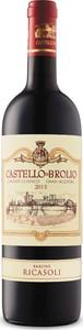 Castello Di Brolio Chianti Classico Gran Selezione 2013 Bottle