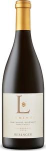 Beringer Luminus Chardonnay 2014, Oak Knoll District, Napa Valley Bottle