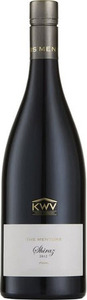 The Mentors Shiraz 2012, Wo Paarl Bottle
