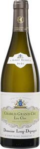 Albert Bichot Chablis Grand Cru Clos Domaine Long Depaquit 2010, Chablis Les Clos Bottle