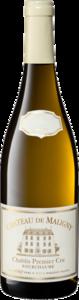 Château De Maligny Chablis Premier Cru Fourchaume 2015, Chablis Fourchaume Bottle