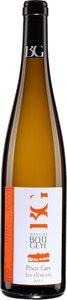 Domaine Bott Geyl Les Éléments Pinot Gris 2014 Bottle