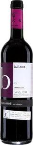 Buil & Giné B Baboix 2014, Do Montsant Bottle