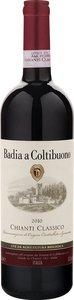 Badia A Coltibuono Chianti Classico 2014, Docg Bottle