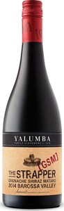 Yalumba The Strapper Gsm 2014, Barossa Valley, South Australia Bottle