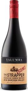Yalumba The Strapper Gsm 2014, Barossa Valley, South Australia Bottle