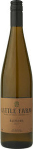 Little Farm Winery Riesling 2015 Bottle