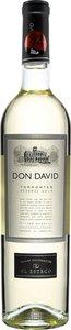 El Esteco Don David Torrontes Reserve 2016 Bottle