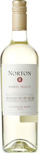 Norton Barrel Select Sauvignon Blanc 2016, Mendoza Bottle
