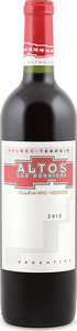 Altos Las Hormigas Terroir Malbec 2013, Uco Valley, Mendoza Bottle