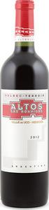 Altos Las Hormigas Terroir Malbec 2015, Uco Valley, Mendoza Bottle