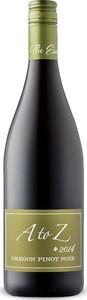 A To Z Wineworks Pinot Noir 2014, Oregon Bottle