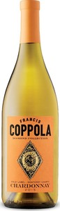 Francis Coppola Diamond Collection Gold Label Chardonnay 2015, Monterey County Bottle