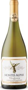 Montes Alpha Chardonnay Vallee De Casablanca 2014 Bottle
