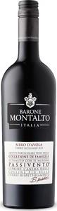 Barone Montalto Collezione Di Famiglia Passivento Nero D'avola 2015, Igt Terre Siciliane Bottle