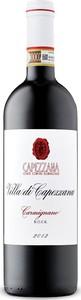 Capezzana Carmignano 2012, Docg Bottle