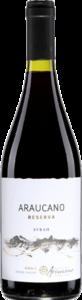 Hacienda Araucano Syrah Reserva 2015, Lolol Valley Bottle