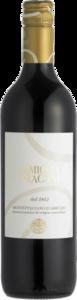 Famiglia Dragani Montepulciano D'abruzzo 2015 Bottle