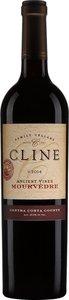 Cline Ancient Vines Mourvèdre 2014, Contra Costa County Bottle