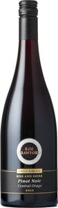 Kim Crawford Small Parcels Rise & Shine Pinot Noir 2014, Central Otago, South Island Bottle