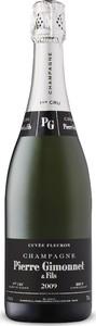 Pierre Gimonnet Cuvée Fleuron 1er Cru Blanc De Blancs Brut Champagne 2009, Ac Bottle