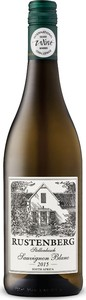 Rustenberg Stellenbosch Sauvignon Blanc 2015, Wo Stellenbosch Bottle