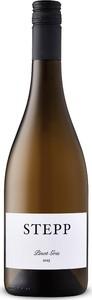 Stepp Pinot Gris 2015, Qualitätswein Bottle