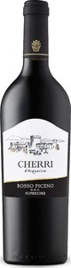 Cherri Rosso Piceno Superiore 2013, Doc Bottle