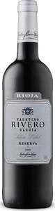 Faustino Rivero Ulecia Silver Label Reserva 2009, Doca Rioja Bottle