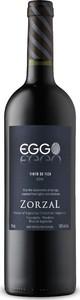 Zorzal Wines Eggo Tinto De Tiza 2014, Tupungato, Mendoza Bottle
