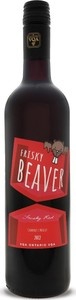 Rapscallion Wine Company Frisky Beaver Frisky Red 2015, VQA Ontario Bottle