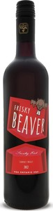 Rapscallion Wine Company Frisky Beaver Frisky Red 2014, VQA Ontario Bottle