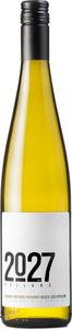 2027 Cellars Wismer Vineyard Foxcroft Block Riesling 2016, Twenty Mile Bench Bottle