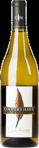 Cooper's Hawk Vineyards Unoaked Chardonnay 2013 Bottle