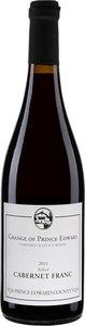 The Grange Of Prince Edward Select Cabernet Franc 2013, VQA Prince Edward County Bottle