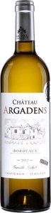 Château D'argadens Blanc 2014, Ac Bordeaux Bottle