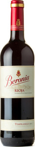 Beronia Tempranillo 2014, Rioja Bottle