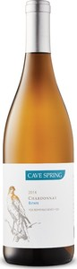 Cave Spring Estate Chardonnay 2015, Cave Spring Vineyard, VQA Beamsville Bench, Niagara Escarpment Bottle