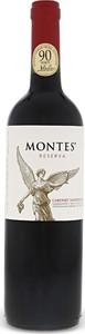 Montes Reserva Cabernet Sauvignon 2014, Colchagua Valley Bottle