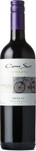 Cono Sur Bicicleta Merlot 2015 Bottle