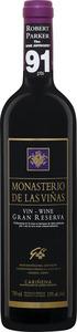 Monasterio De Las Viñas Gran Reserva 2007, Do Cariñena Bottle