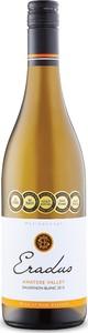 Eradus Sauvignon Blanc 2015, Awatere Valley, Marlborough, South Island Bottle