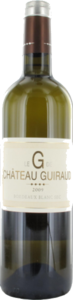 Le G De Château Guiraud 2008, Ac Bottle