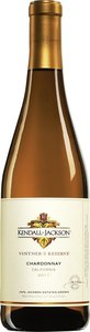 Kendall Jackson Chardonnay Vintner's Reserve 2015 Bottle