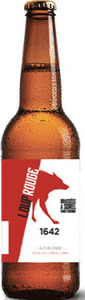 Loup Rouge 1642 Ale Blonde (500ml) Bottle