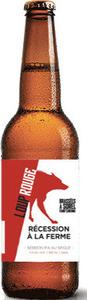 Loup Rouge Récession À La Ferme Session Ipa (500ml) Bottle