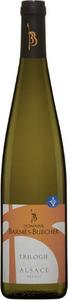 Domaine Barmès Buecher Trilogie 2015 Bottle