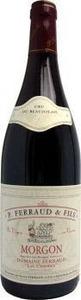 P. Ferraud & Fils Domaine Ferraud Les Charmes Morgon 2015, Ac Bottle